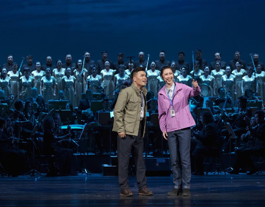 天悦平台注册新疆上演首部清唱剧《葡萄熟了》