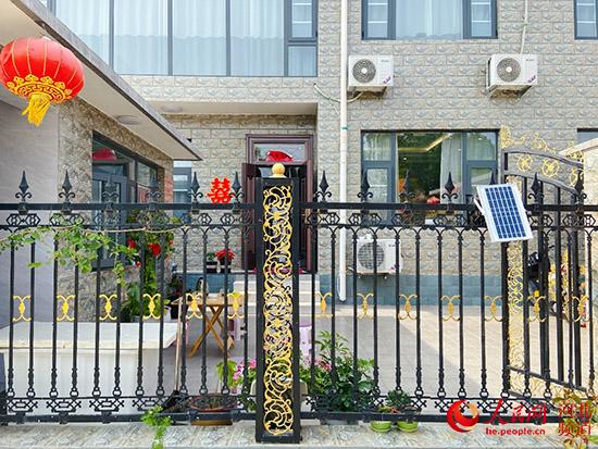 天悦平台登录河北梁家沟村:红色旅游带火村民生活