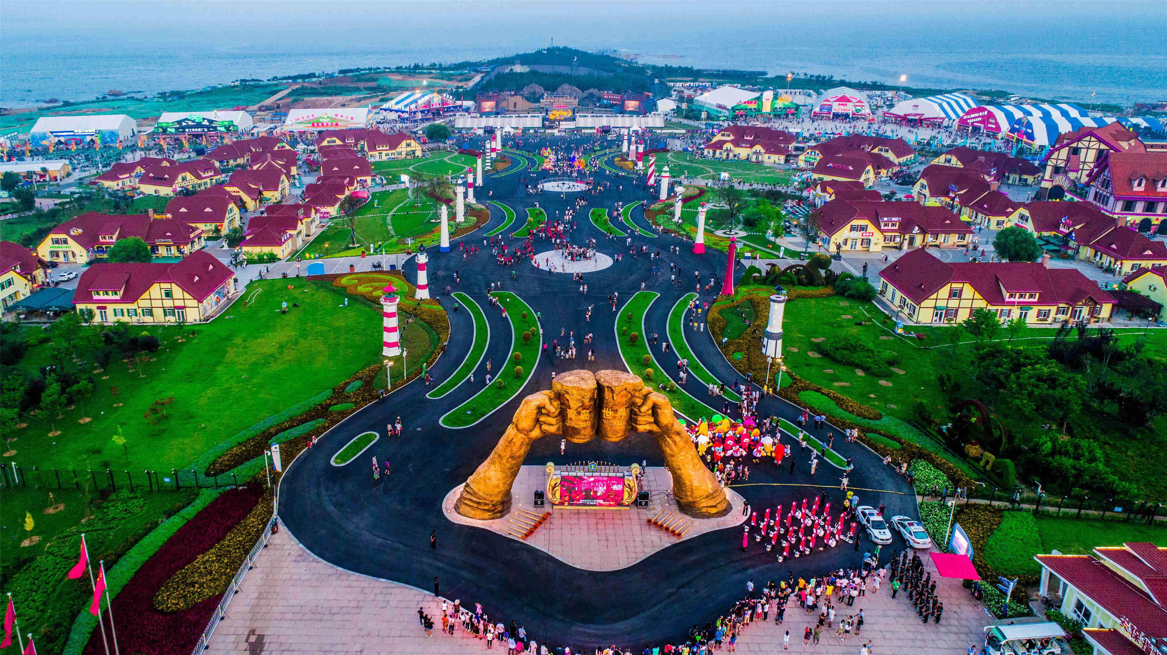 青岛西海岸新区打造四张名片 助推旅游软实力提升