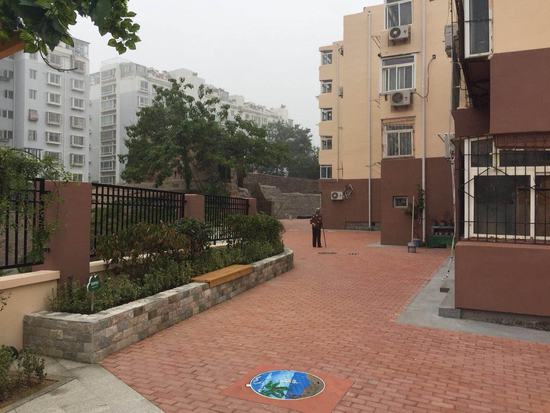 青岛市北区宁夏路街道开展环境整治行动