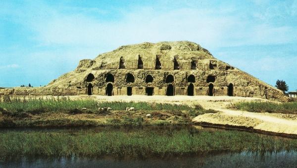北庭高昌回鹘佛寺遗址