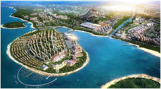 青岛东方影都万达乐园将于4月28日开园