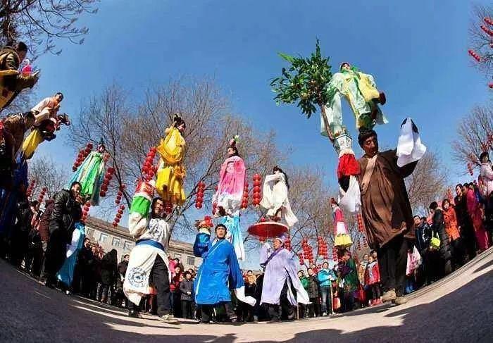 点赞!山西16个县乡镇成为山西省民间文化艺术