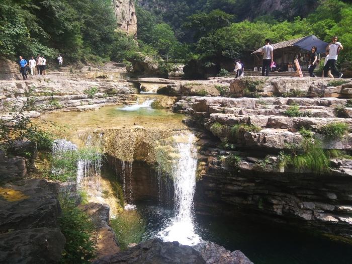 节发布会暨百名旅游达人蟒河采风活动启动仪式在山西阳城蟒河景区举行