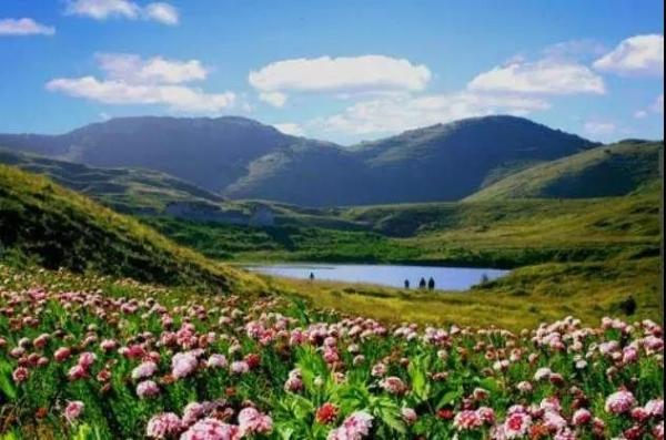 沁源县属暖温带大陆性季风气候区, 气候温和,空气湿润,平均温度8.