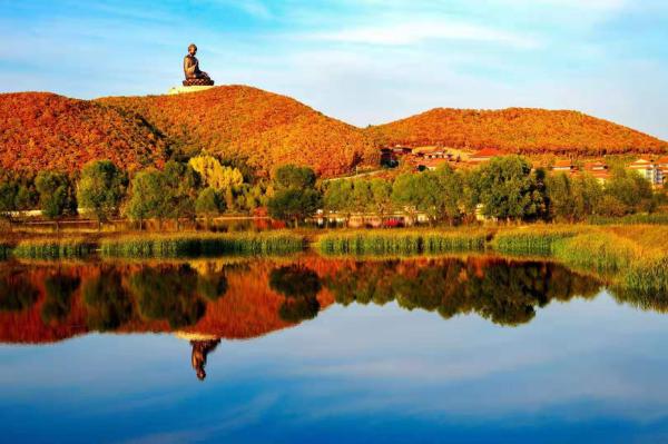 敦化六鼎山文化旅游区
