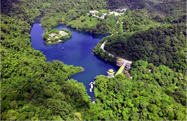 中国风景名胜区协会在肇庆召开理事会